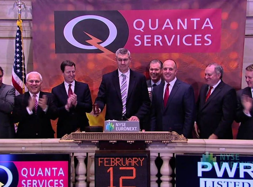 QUANTA SERVICES benefits